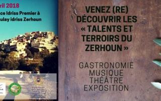 Journee Talents et terroirs du Zerhoun