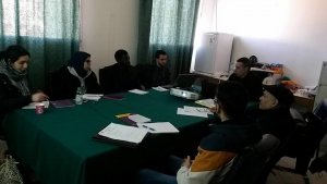 equipe de recherche-Association IFKER - Education à l'environnement et développement durable