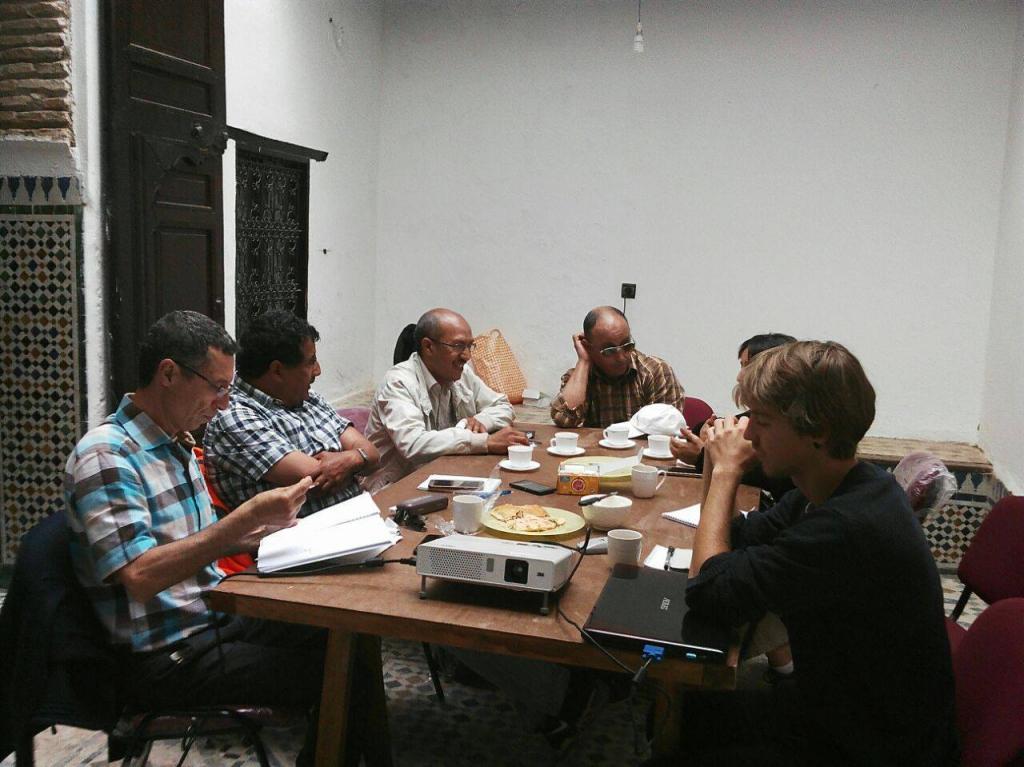 Ifker partenaire d'un projet d'accompagnement de jeunes ruraux porté par l'Ecole Nationale d'Agriculture