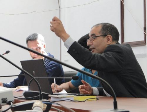Les activités de sensibilisation et de formation dans le cadre du projet Oued Khoumane s'achèvent.