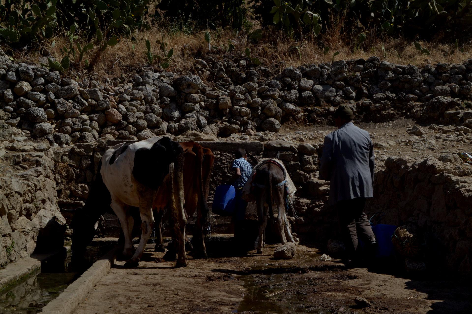Projet de protection des eaux douces de la vallée d'Oued Khoumane