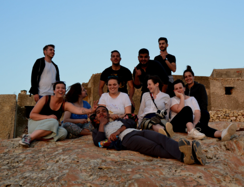 Projet d'échange de jeunes : « Souvenirs d'ici et d'ailleurs », Erasmus, 2018